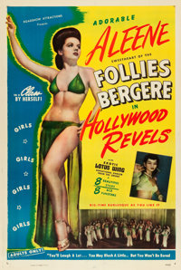 "Hollywood Revels (Roadshow Attractions, 1946). One Sheet (27"" X 41"")"