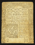Colonial Notes:Connecticut, Connecticut June 19, 1776 1s 3d Fine.. ...