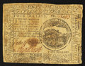 Colonial Notes:Continental Congress Issues, Continental Currency May 9, 1776 $4 Very Good-Fine.. ...