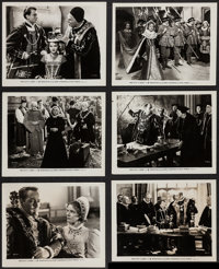 "Nine Days A Queen (Gaumont, 1936). Photos (6) (8"" X 10""). Drama. ... (Total: 8 Items)"