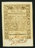 Colonial Notes:Rhode Island, Rhode Island May 1786 £3 New.. ...