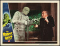 "Movie Posters:Horror, The Mummy's Ghost (Universal, 1944). Lobby Card (11"" X 14"").. ..."