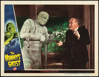 "The Mummy's Ghost (Universal, 1944). Lobby Card (11"" X 14"")"