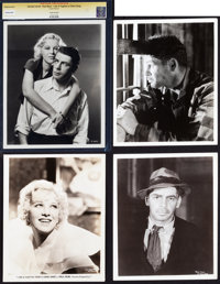 "I Am a Fugitive from a Chain Gang (Warner Brothers, 1932). Photos (10) & CGC Graded Photo (8"" X 10""). Film..."