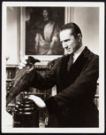 "Movie Posters:Horror, Bela Lugosi in The Raven (Universal, 1935). Portrait Photo (8"" X10"").. ..."