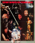 """Movie Posters:Science Fiction, Return of the Jedi & Other Lot (Various, 1977-1984).Advertising Posters (3) (14"""" X 22"""", 17"""" X 22"""", & 18"""" X 22"""") SS& DS. ... (Total: 3 Items)"""