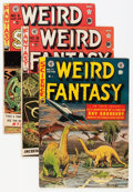 Golden Age (1938-1955):Science Fiction, Weird Fantasy/Weird Science Group (EC, 1950s).... (Total: 6 ComicBooks)
