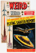 Golden Age (1938-1955):Science Fiction, Weird Science-Fantasy #25 and 26 Group (EC, 1954).... (Total: 2Comic Books)