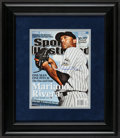 """Baseball Collectibles:Publications, Mariano Rivera Signed """"Sports Illustrated"""" Cover...."""