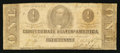 Confederate Notes:1863 Issues, T62 $1 1863 PF-10 Cr. 478.. ...