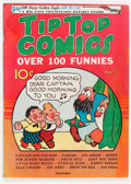 Golden Age (1938-1955):Miscellaneous, Tip Top Comics #5 (United Features Syndicate/Standard, 1936) Condition: Apparent VG....