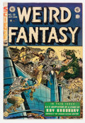 Golden Age (1938-1955):Science Fiction, Weird Fantasy #19 (EC, 1953) Condition: VG....