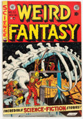 Golden Age (1938-1955):Science Fiction, Weird Fantasy #22 (EC, 1953) Condition: VG+....