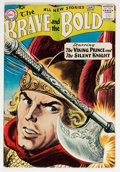 Silver Age (1956-1969):Adventure, The Brave and the Bold #21 (DC, 1958) Condition: FN+....