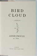 Books:Literature 1900-up, Annie Proulx. SIGNED. Bird Cloud. Scribner, 2011. Firstedition, first printing. Signed by the author. Publisher...