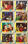 "Movie Posters:Film Noir, The Third Man (Selznick, 1949). Lobby Card Set of 8 (11"" X 14"")..... (Total: 8 Items)"