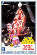 Movie Posters:Science Fiction, The Star Wars Trilogy (CBS Fox, 1983-1988). Video Posters (6)(Various Sizes). From the collection of the late John L. Wil...(Total: 6 Item)