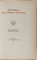 Books:Art & Architecture, James McNeill Whistler [subject]. Elisabeth Luther Cary. SIGNED/LIMITED. The Works of James McNeill Whistler. Moffat...
