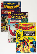 Silver Age (1956-1969):Superhero, The Amazing Spider-Man Group (Marvel, 1964-66) Condition: Average GD+.... (Total: 22 Comic Books)