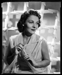 "Louise Campbell & Other Lot (Paramount, 1930s). Kodak Nitrate Negatives (7.75"" X 9.75"", 8"" X 9.5&..."