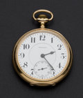 Timepieces:Pocket (post 1900), Howard 17 Jewel Series 2 Pocket Watch. ...