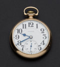 Timepieces:Pocket (post 1900), Illinois 23 Jewel Bunn Special Pocket Watch. ...