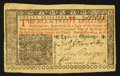 Colonial Notes:New Jersey, New Jersey March 25, 1776 12s Very Fine+.. ...