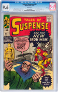 Silver Age (1956-1969):Superhero, Tales of Suspense #48 Winnipeg pedigree (Marvel, 1963) CGC NM+ 9.6White pages....
