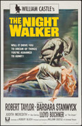 """Movie Posters:Horror, The Night Walker (Universal, 1964). One Sheet (27"""" X 41""""). Horror....."""