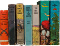 Big Little Book:Miscellaneous, Big Little Book Adventure Group (Whitman, 1930) Condition: AverageFN.... (Total: 7 Comic Books)