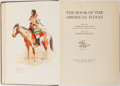 Books:Americana & American History, Frederic Remington [illustrator]. Hamlin Garland. The Book ofthe American Indian. New York: Harper & Brothers, ...
