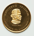 Colombia, Colombia: Republic 3-piece gold Proof Set 1973,... (Total: 3 coins)