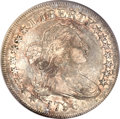 Early Dollars, 1796 $1 Large Date, Small Letters AU50 PCGS. B-5, BB-65, R.4....