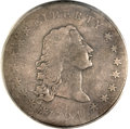 Early Dollars, 1794 $1 Fine 12 PCGS. CAC. B-1, BB-1, R.4....