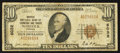 National Bank Notes:Virginia, Norfolk, VA - $10 1929 Ty. 1 Norfolk NB of Commerce & TrustsCh. # 6032. ...