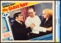 "Movie Posters:Crime, The Glass Key (Paramount, 1935). CGC Graded Lobby Card (11"" X14"").. ..."