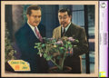 "Movie Posters:Mystery, Charlie Chan in Paris (Fox, 1935). CGC Graded Lobby Card (11"" X14"").. ..."