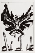 Original Comic Art:Covers, Matt Wagner Zorro #10 Cover Original Art (DynamiteEntertainment, 2009)....