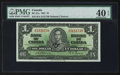 Canadian Currency: , BC-21a $1 1937. ...