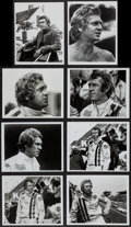 "Movie Posters:Sports, Le Mans (National General, 1971). Portrait and Scene Photos (54) (8"" X 10""). Sports.. ... (Total: 54 Items)"