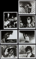 "Movie Posters:Rock and Roll, Purple Rain (Warner Brothers, 1984). Portrait and Scene Photos (14)(8"" X 10""). Rock and Roll.. ... (Total: 14 Items)"