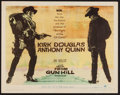 """Movie Posters:Western, Last Train from Gun Hill (Paramount, 1959). Half Sheet (22"""" X 28""""). Style A Western.. ..."""