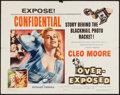"Movie Posters:Bad Girl, Over-Exposed (Columbia, 1956). Half Sheet (22"" X 28""). Style B. Bad Girl.. ..."