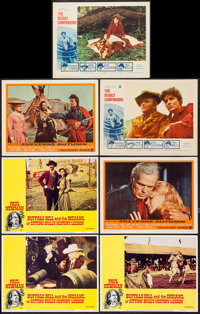 Buffalo Bill and the Indians, or Sitting Bull's History Lesson and Others Lot (United Artists, 1976). Lobby Cards (7) (1...