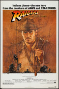 """Movie Posters:Adventure, Raiders of the Lost Ark (Paramount, 1981). One Sheet (27"""" X 41"""").Adventure.. ..."""