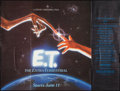 "Movie Posters:Science Fiction, E.T. The Extra-Terrestrial (Universal, 1982). Subway (44.5"" X 59"")Advance. Science Fiction.. ..."