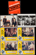 """Movie Posters:Hitchcock, Topaz and Other Lot (Universal, 1969). Lobby Cards (4) (11"""" X 14""""),Australian Photos (2) (9.5"""" X 13.5"""" and 10.5"""" X 15"""") and... (Total:7 Items)"""