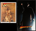 "Movie Posters:Adventure, Indiana Jones: Memorial Day 2008 & Other Lot (Paramount, 2007).Limited Edition Program (8 Pages, 10"" X 16"") & Program (4 Pa...(Total: 2 Items)"