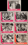 """Movie Posters:Drama, Room at the Top (Continental, 1959). Lobby Cards (7) (11"""" X 14""""). Drama.. ... (Total: 7 Items)"""