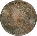 Morgan Dollars: , 1887 $1 MS66 PCGS. PCGS Population (1060/56). NGC Census:(2774/211). Mintage: 20,290,710. Numismedia Wsl. Price forNGC/PC...